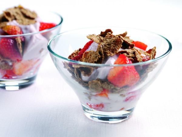 gesundes essen ideen frühstück gesund lecker