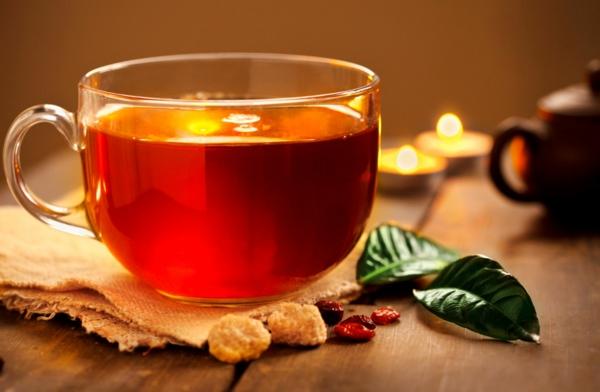 gesundes essen tee trinken mahlzeiten
