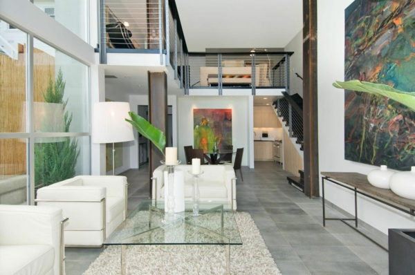 granitfliesen verlegen wohnbereich modern bodenbelag ideen granit