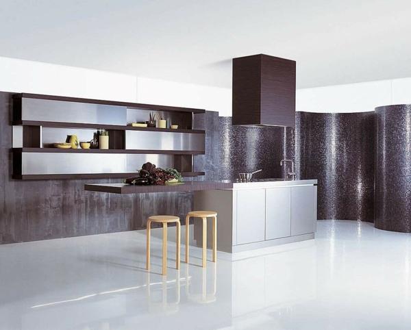 Küche weiß matt oder glanz ~ Trigentubes.com