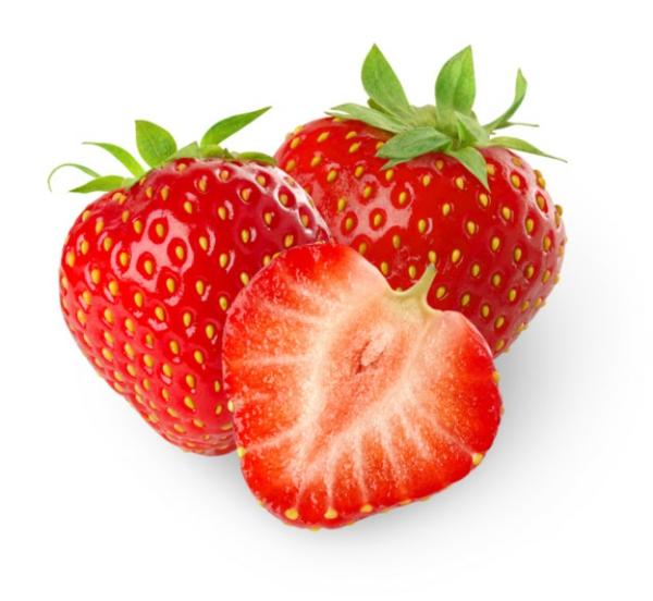 haarkur selber machen erdbeeren haarmaske