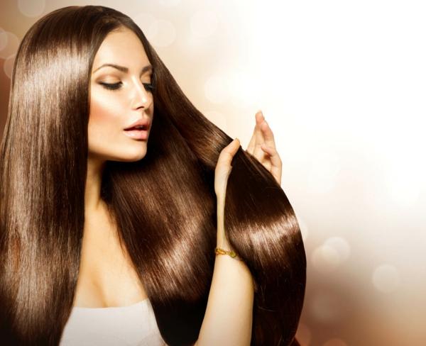 haarkur selber machen glänzendes haar