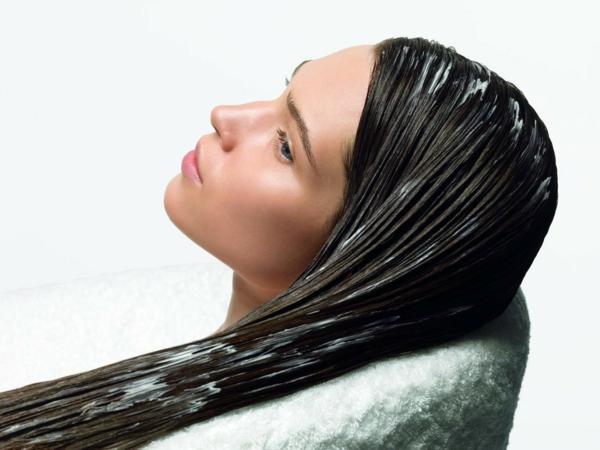 haarkur selber machen langes haar