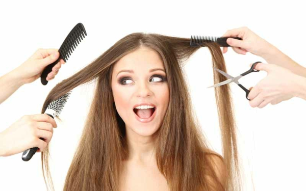 haarkur selber machen strapaziertes haar