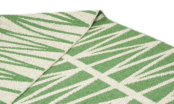 helmi grün plastikteppich skandinavisch einrichten brita sweden teppich kunststoff