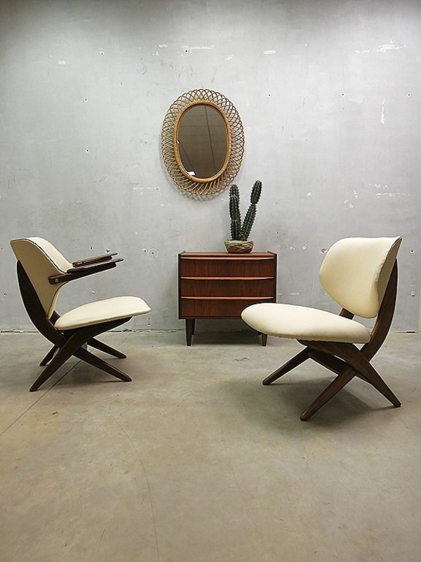 holländische möbel stühle Louis van Teeffelen