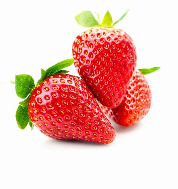 horoskop stier gesunde ernährung erdbeeren obst
