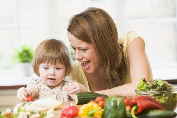 horoskop stier sternzeichen kinder gesunde ernährung