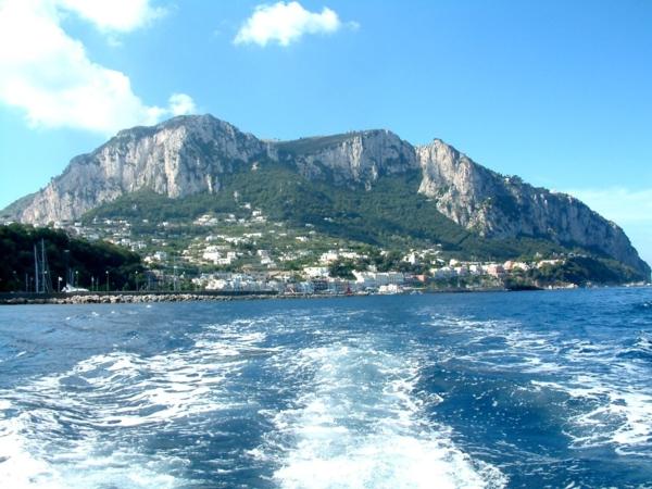 insel capri meer sommerurlaub italien reisen