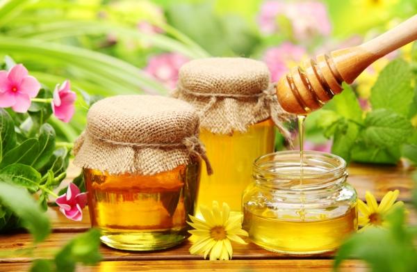 ist honig gesund hell flüßig naturprodukt