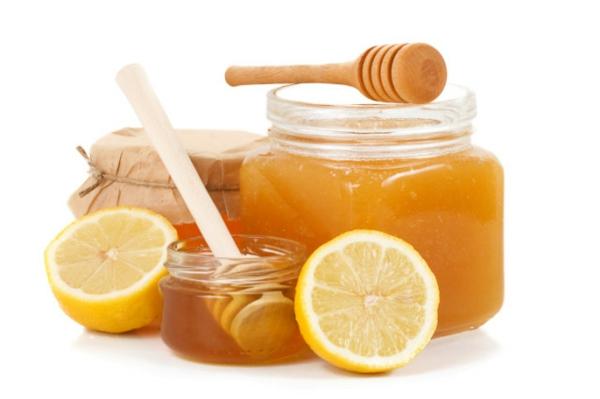 ist honig gesund zitrone