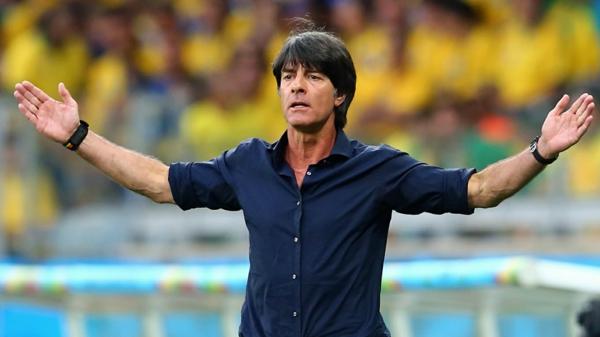 joachim löw halbfinale brasilien deutschland
