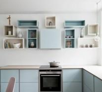 Küchenregale Designs – Was für Regale sind für die Küche am besten?