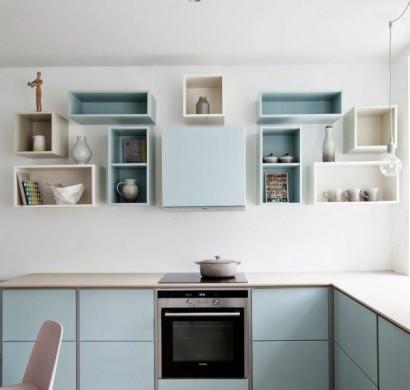 emejing regale f r die k che photos house design ideas. Black Bedroom Furniture Sets. Home Design Ideas