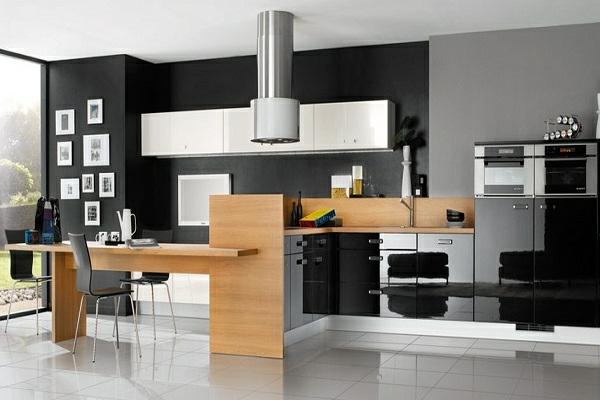 design : wohnzimmer schwarz weiss holz ~ inspirierende bilder von ... - Wohnzimmer Schwarz Weis Welche Wandfarbe
