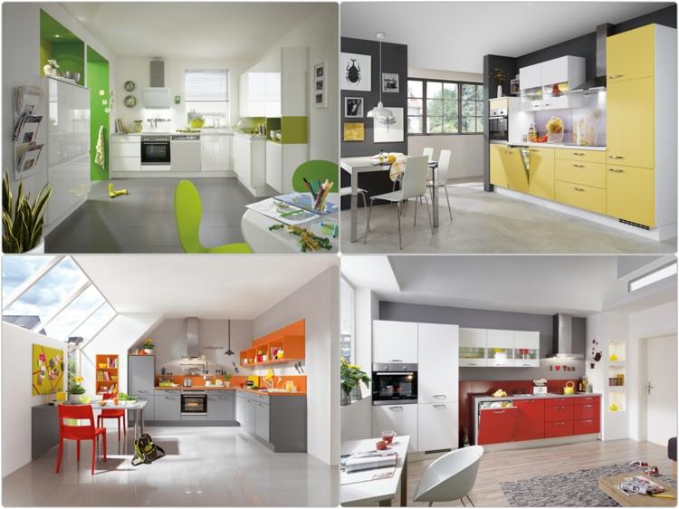 küchendekoration küchenideen deko ideen einrichtung moderne küche