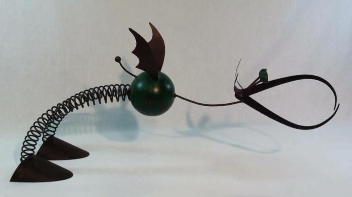 kinetische kunst installation moderne skulpturen beispiele