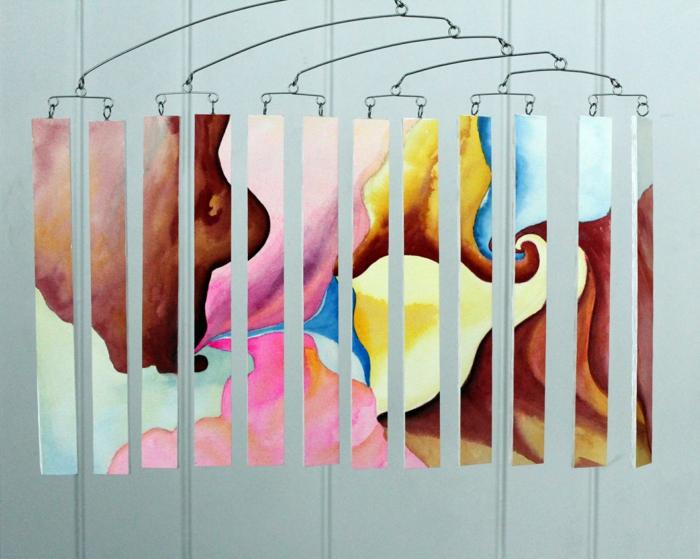 kinetische kunst installation moderne skulpturen gemälde