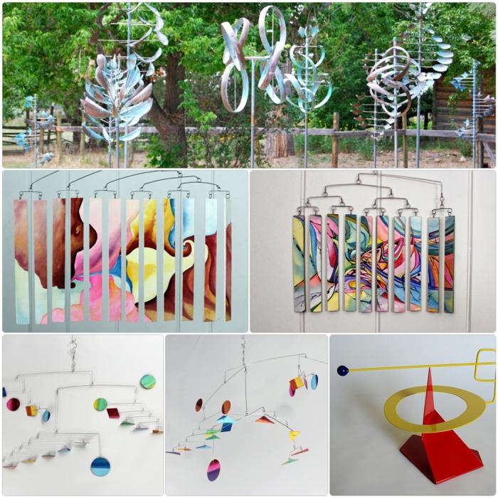 kinetische kunst moderne skulpturen beispiele
