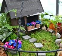 Kleine Gärten gestalten – Miniatur-Projekte mit viel Fantasie und Geschicklichkeit