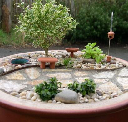 Kleine Gärten Anlegen Bilder kleine gärten gestalten miniatur projekte mit viel fantasie