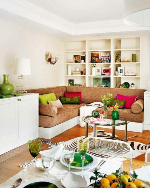 kleine räume einrichten wohnzimmer esszimmer offener wohnplan