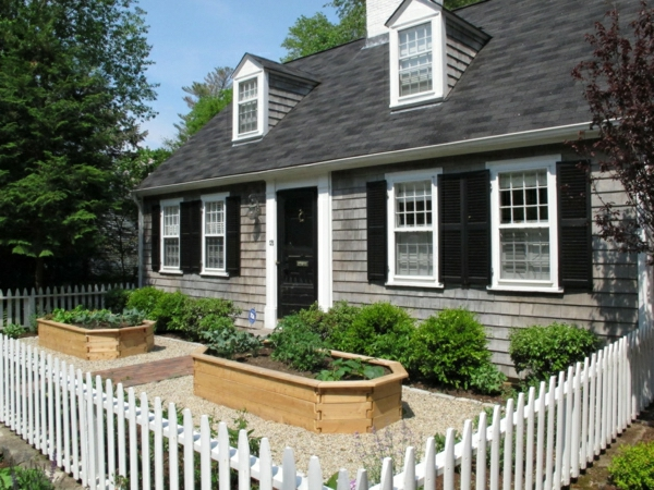 kleinen vorgarten gestalten schöne vorgartengestaltung