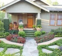 Garten und landschaftsbau gartengestaltung und gartenideen freshideen 4 - Kleinen vorgarten gestalten ...