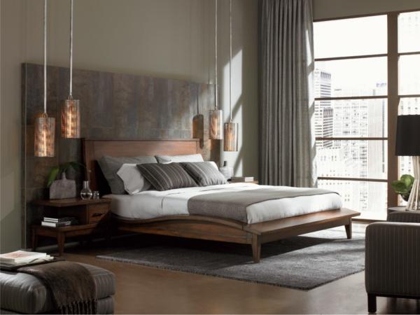 kleines schlafzimmer einrichten elegantes interieur