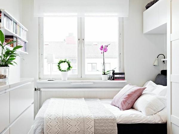 gro223artige einrichtungstipps f252r das kleine schlafzimmer