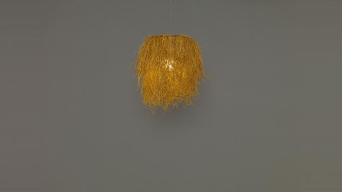 lichtdesigner arturo alvarez design leuchten pendelleuchten caos gelb