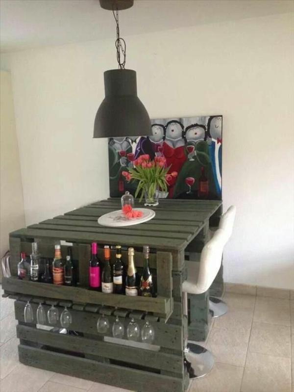 m bel aus paletten peppen das innendesign auf. Black Bedroom Furniture Sets. Home Design Ideas