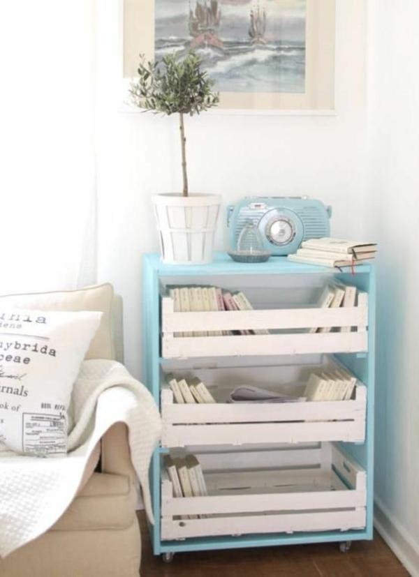 möbel aus paletten wohnzimmertische selber bauen ideen