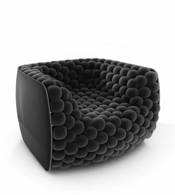 möbeldesigner Carlo Colombo polstersessel designer möbel