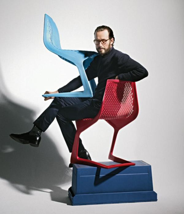 möbeldesigner Konstantin Grcic designer stühle