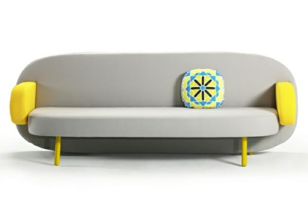 möbeldesigner karim rashid designer sessel the float sofa