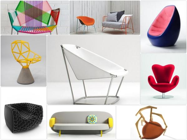 möbeldesigner zur schau designer möbel