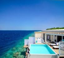 Malediven Urlaub – besuchen Sie das Fünfsterne-Resort Amilla Fushi