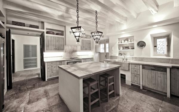 mallorca haus kaufen antikes design küche kücheninsel