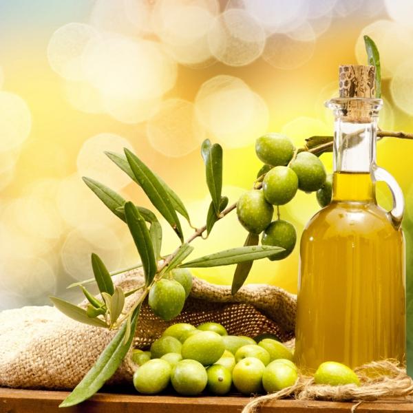 mediterrane diät olivenöl oliven omega 3