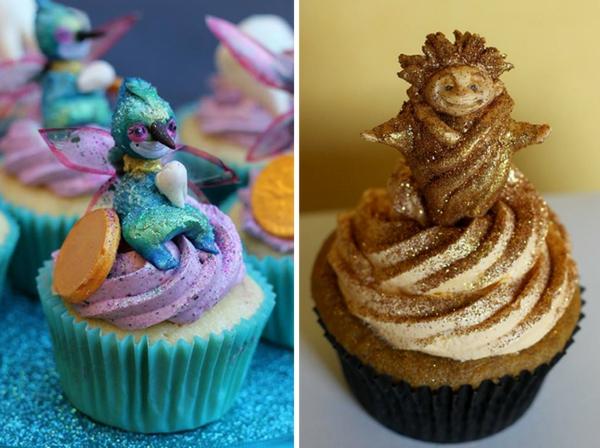 Troll Cakes Pastel Glaze Disk Sprinkles