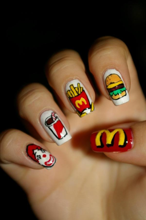 negallack ideen McDonald's desislava hadzhiyska