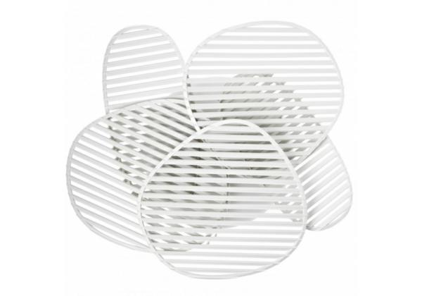 nuage weiß wohnzimmerlampe designer leuchten Philippe Nigro