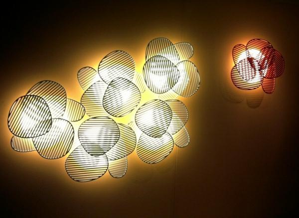 nuage wohnzimmerlampe 3d designer leuchten von Philippe Nigro