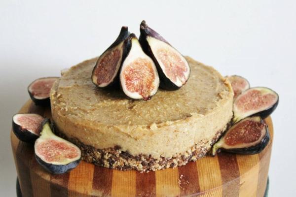 obstkuchen basisch früchte frische feigen