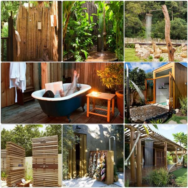 outdoor dusche solar ~ artownit for ., Gartenarbeit ideen