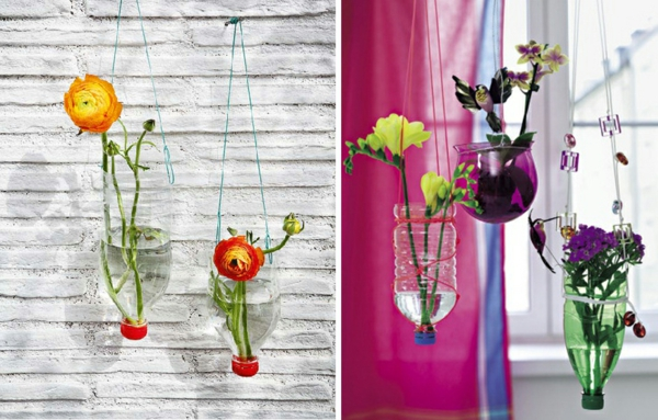 Originelle Pflanztöpfe aus gebrauchten Gegenständen selber machen