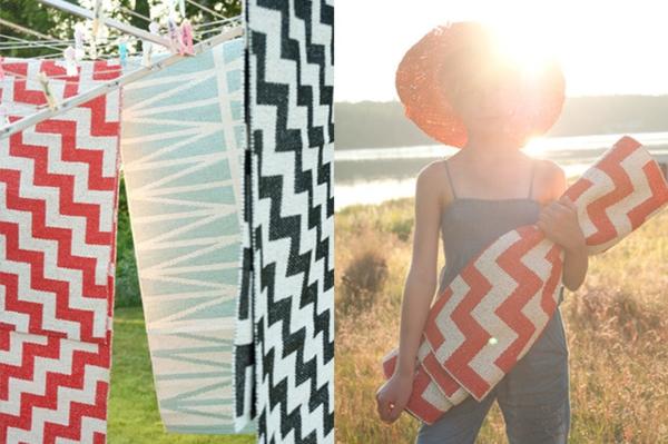 plastikteppich skandinavisch einrichten brita sweden teppiche