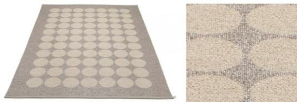 teppich kunststoff  skandinavisches design brita sweden