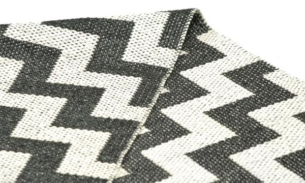 plastmatta gunnel schwarz plastikteppich brita sweden designer teppiche